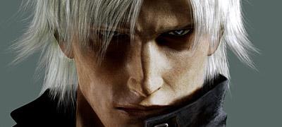 Dante é um ser meio demónio, meio humano.