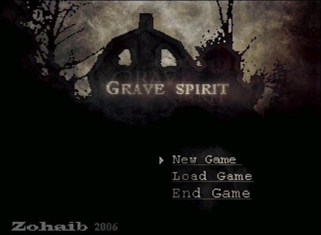 Grave Spirit 1