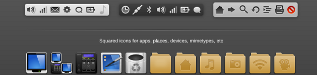 Os melhores ícones para Ubuntu