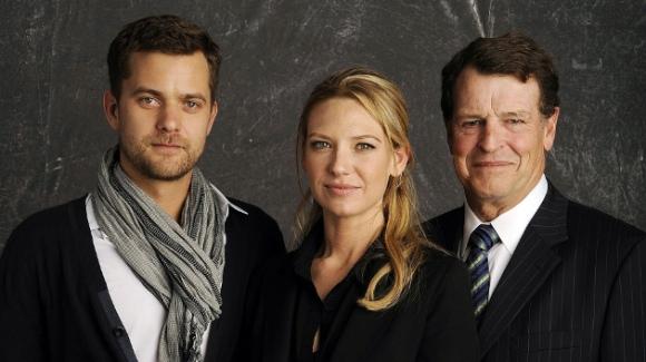 O trio que dá vida a Fringe!