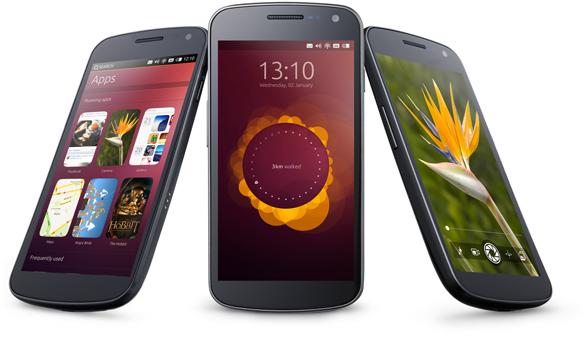 Ubuntu para telemóveis