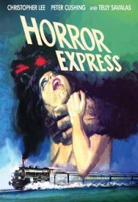Poster Horror Express