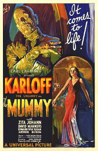 Poster:The Mummy