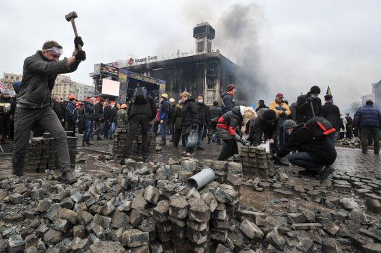 Fotografia: Genya Savilov/AFP/Getty Images