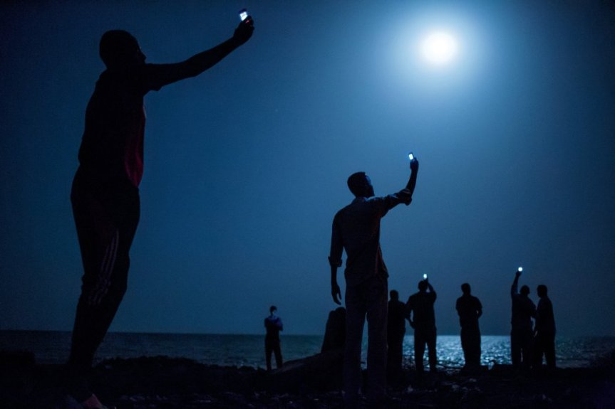 Vencedor do World Press Photo 2014