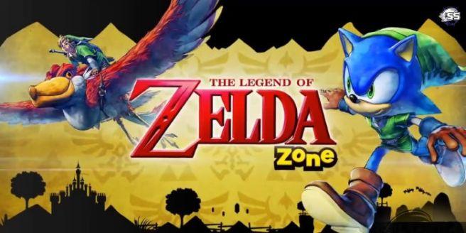 Legend of Zelda Zone