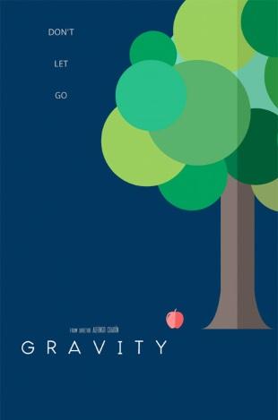 Poster Literal Gravity
