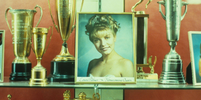 "Laura Palmer, a ""vítima"" do crime"