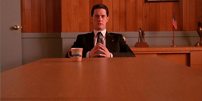 Dale Cooper, o agente especial do FBI