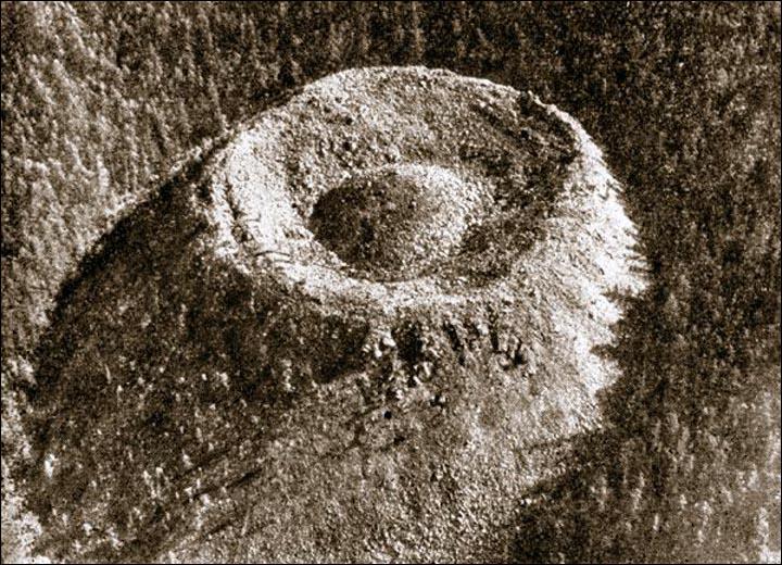 Cratera Patomskiy 2