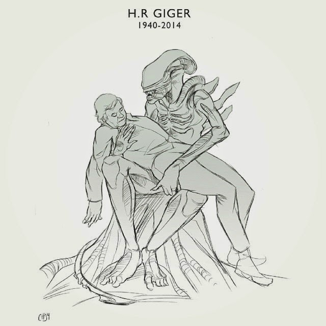 Tributo H.R.Giger 2