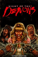 Poster Night of the Demons