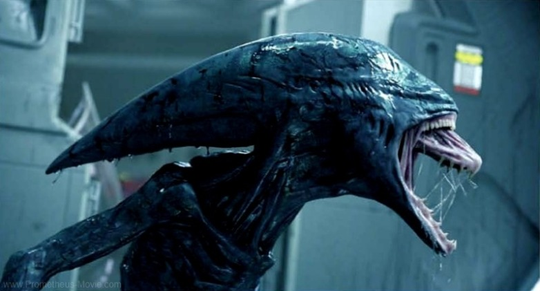 Alien Prometheus