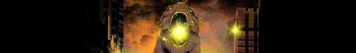 Cabeçalho Godzilla