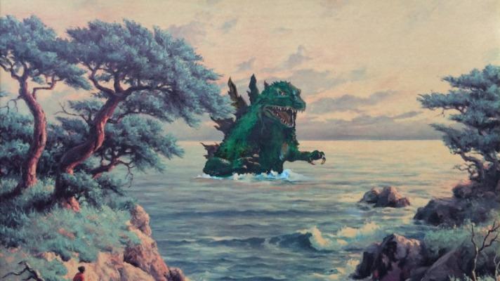 Dave pollot Godzilla