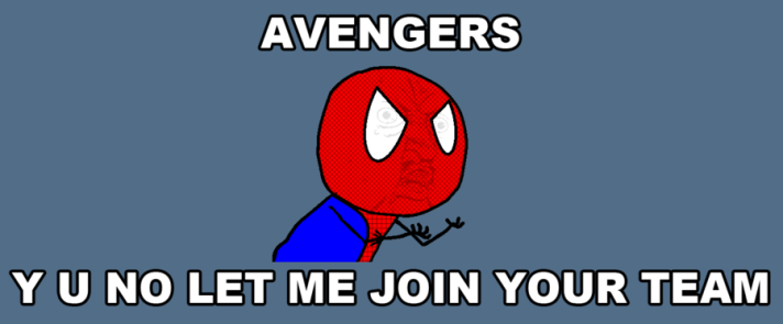 Spiderman vengers