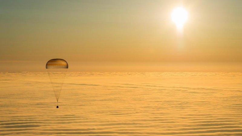 Soyuz | Foto: Bill Ingalls