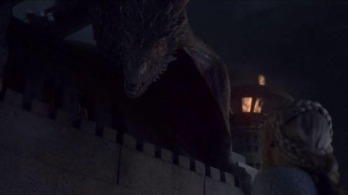 Drogon misses mommy 2