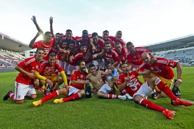 Benfica Bicampeão