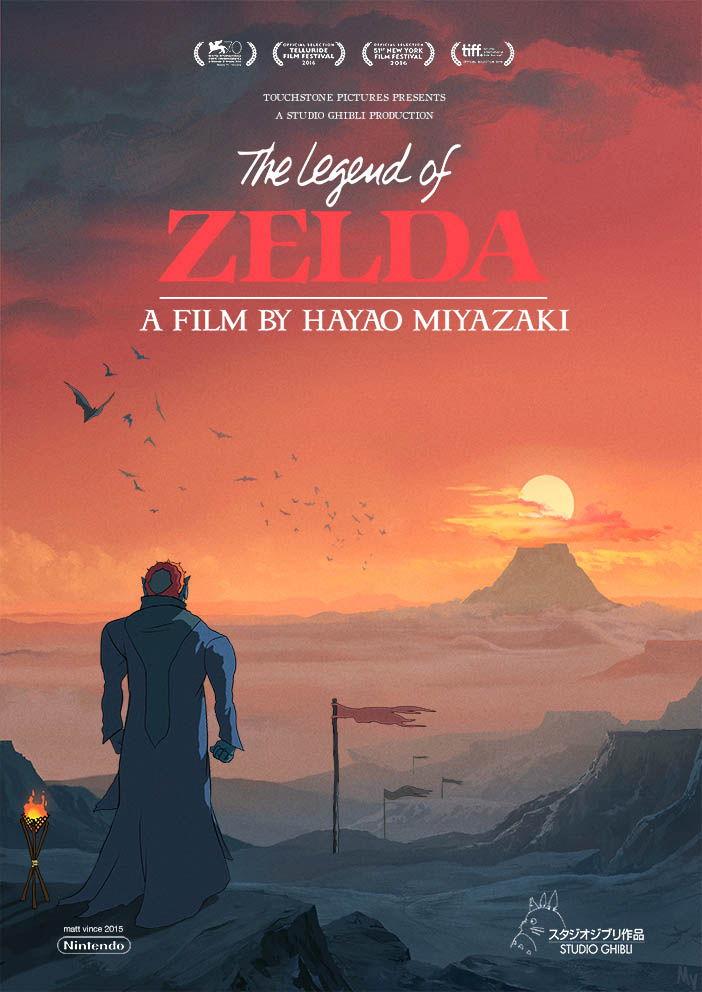 Zelda Studio Ghibli 3