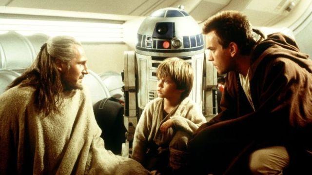 Star Wars The Phantom Menace