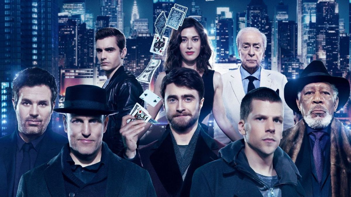 Now You See Me 2(2016)