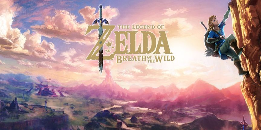 Um bravo novo mundo em The Legend of Zelda: Breath of the Wild