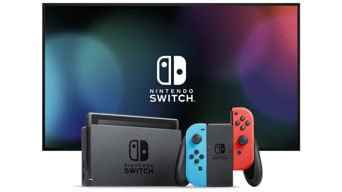 Eu quero uma NintendoSwitch!