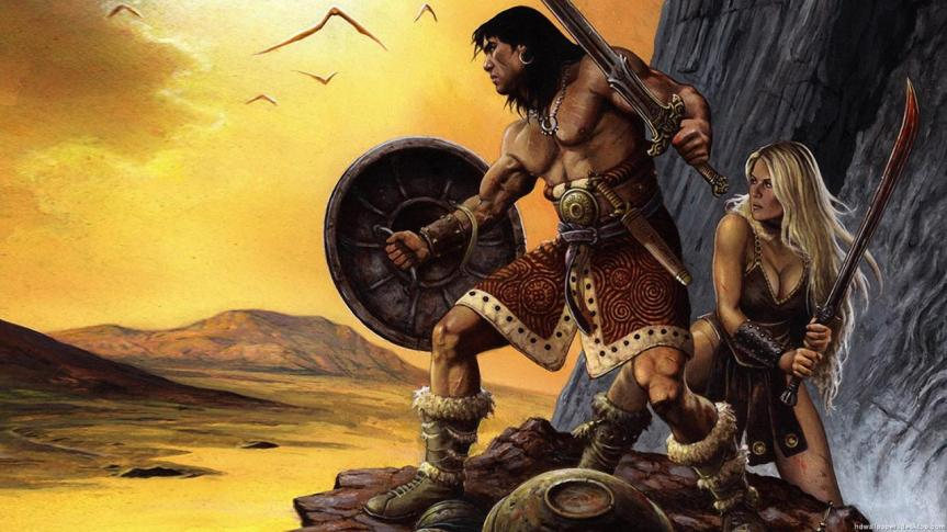 Conan, de Robert E. Howard