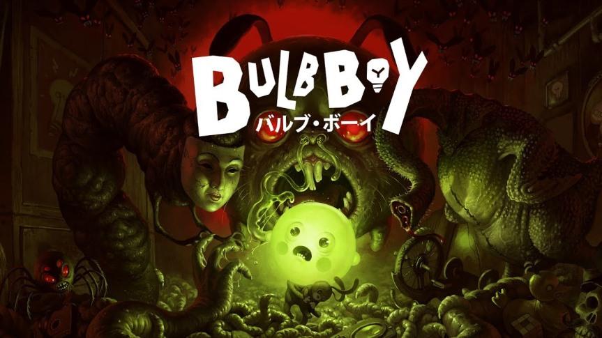 Bulb Boy: um pesadelobizarro