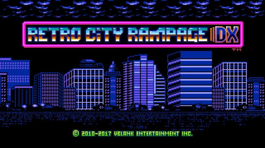 Retro City Rampage DX: o GTA pixelizado