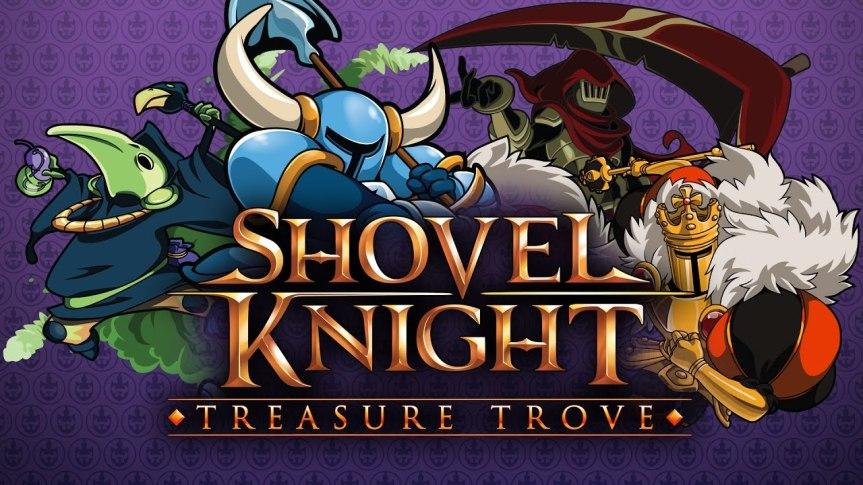 Shovel Knight: um jogo essencial na NintendoSwitch