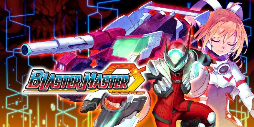 Blaster Master Zero: um clássicorenovado
