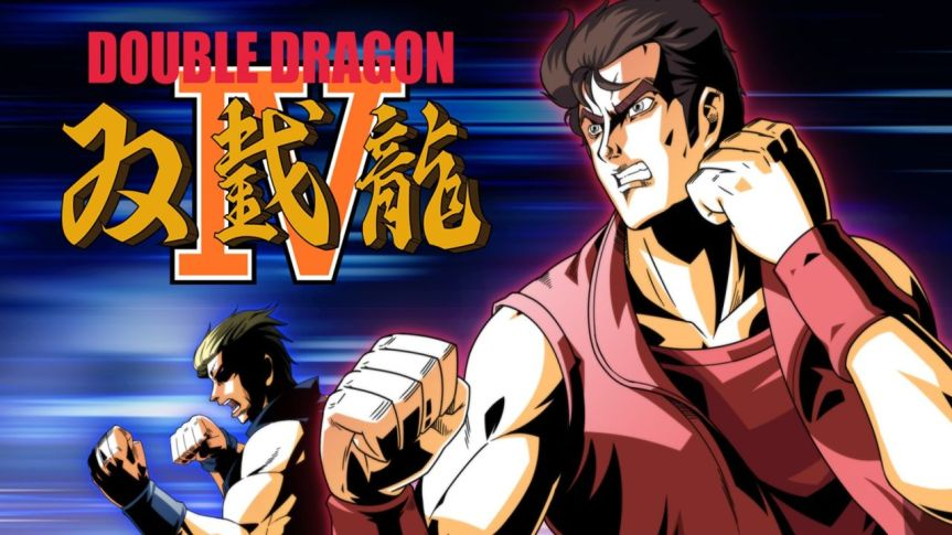 Double Dragon 4: porrada pouco divertida