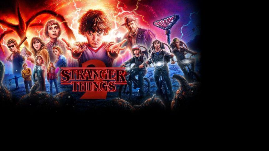 A segunda temporada de StrangerThings