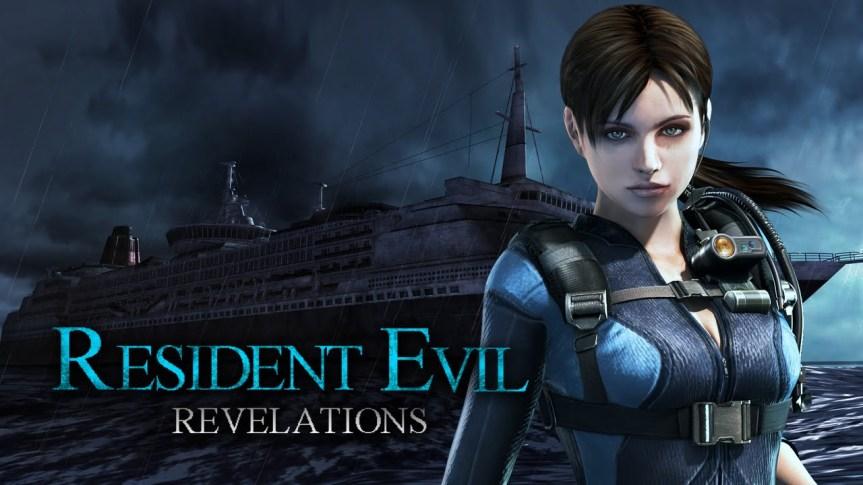 Resident Evil Revelations: terror em altomar