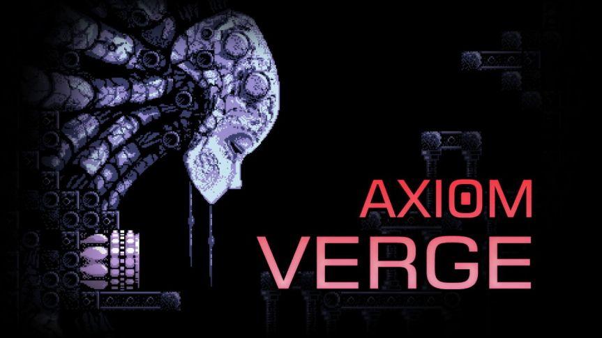 Axiom Verge: alterar arealidade