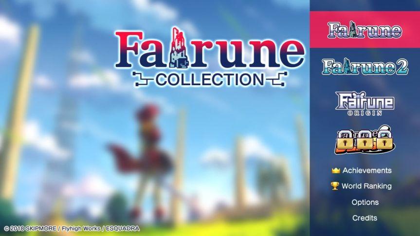 Fairune Collection – aventurasretro